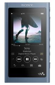 MP3-<b>плеер Sony NW</b>-<b>A55</b>, синий - купить по цене 14990 руб ...