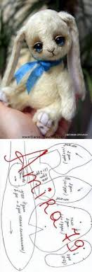 <b>мишки</b>-тедди 2 | Игрушки из войлока, <b>Носки</b> куклы, Кроличьи ...