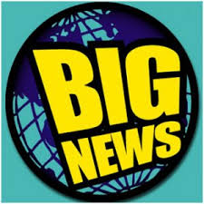Image result for exciting news pictures