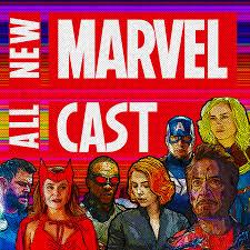 All-New Marvel Cast