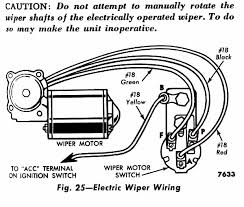 similiar wiper switch diagram keywords your new switch leading to the acc terminal on your ignition switch