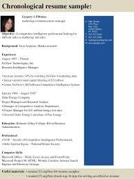 Functional Resume Sample  Marketing Communications Management Infovia net