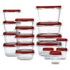 Пластиковые <b>контейнеры для хранения пищевых</b> продуктов ...