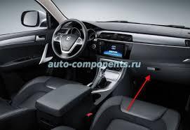 Меняем салонный <b>фильтр</b> на <b>Zotye</b> T600 | Auto-Components.Ru
