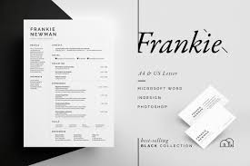top sellers resume mega bundle resume templates on creative market resume cv frankie