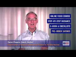 5-Steps to <b>Harness Your Passion</b> in the New Normal - YouTube