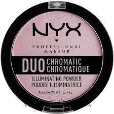 <b>Хайлайтер</b> для лица - <b>NYX Professional Makeup</b> Duo Chromatic ...