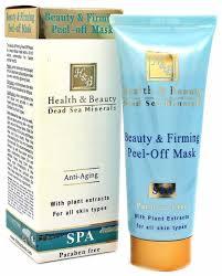 Health & Beauty <b>Маска</b>-<b>пленка</b> для придания <b>упругости коже</b> лица