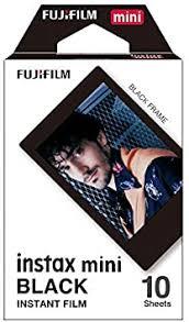 <b>Fujifilm</b> 16537043 <b>Instax Mini</b> Film, <b>Black</b>: <b>FUJIFILM</b>: Amazon.ca ...