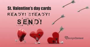 Image result for st valentine's card