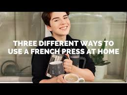 How To Make <b>Cold Brew</b> Coffee At Home - YouTube