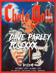<b>PRAYERS</b> - JUST ANNOUNCED CHOLO GOTH NIGHT AT THE ...