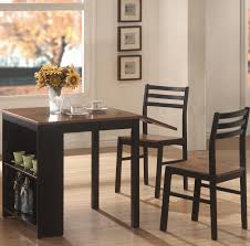 Black And White Kitchen Table White Kitchen Table And Two Chairs Best Kitchen Ideas 2017
