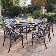 lazy black iron outdoor furniture