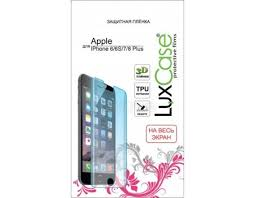 Защитная пленка LuxCase для Apple iPhone 6/6s/7/8 Plus ... - Нотик
