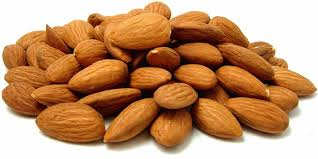 Image result for raw almonds
