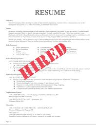 resumes that get you the job cipanewsletter resumes that get you hired getessay biz