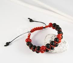 Двойная <b>мужская</b> шамбала красного цвета из коралла. «<b>Boroda</b> ...