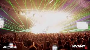 Laser Shows for Music and <b>EDM Festivals</b>
