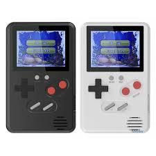 <b>800</b> In <b>1</b> Konsol Game Genggam Mini Portable <b>Retro</b> Layar Warna 3.0