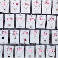 <b>Titanium Steel</b> Necklace Jewelry <b>Korean Version</b> Of The Tide ...