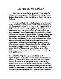 family essay example   templatefamily essay example