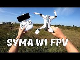 <b>Квадрокоптер Syma W1</b> … Впервые на БК моторах! 2 камеры ...