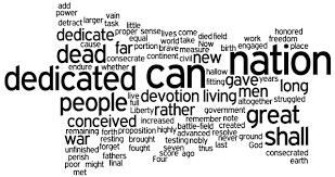 gettysburg essay analysis of the gettysburg address essay