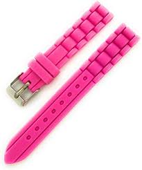 16mm 18mm 20mm Rubber Silicone Watch Band ... - Amazon.com