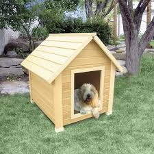 Ideas  amp  Tips  Awesome And Cool Dog Houses Ideas   Forestdefensenow orgMiraculous Reclaimed Wooden Cool Dog Houses   Sloped Roofs for Landscaping Green Garden Front Yard Decors