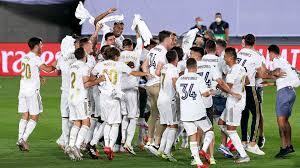 <b>Real Madrid</b> Player Ratings 2019/20 - Infinite Madrid