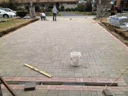 stone patio installation: how to lay a paver patio or walkway paver patio installation organicoyenforma