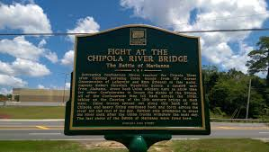 civil war florida a closer view of the new historical marker historic highway