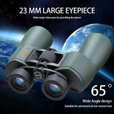 SCOKC Wide Angle <b>Powerful hd 10x50 binoculars</b> for stargazing ...