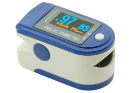 Contec <b>CMS50D</b> Finger <b>Pulse Oximeter</b> - HCE Healthcare Equipment