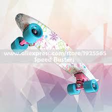 Online Shop <b>Children</b> scooter <b>skateboard four wheel</b> longboard ...