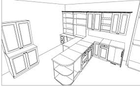 built in office desk and cabinets cad drawing perspective built in office desk plans