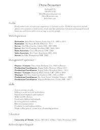catering server resume template catering server resume