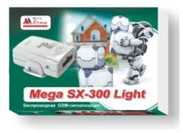 <b>GSM</b>-<b>СИГНАЛИЗАЦИЯ</b> С WEB-ИНТЕРФЕЙСОМ <b>Mega</b> SX-300 ...