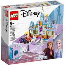 Купить <b>конструктор LEGO Disney</b> Princess Frozen II Книга ...