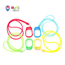 Blue MyKi Touch Children <b>Anti</b>-<b>Lost Smart Watch GPS</b> Tracker ...