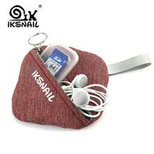 iksnail travel carrying case for
