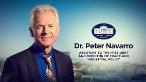 「Peter Navarro」の画像検索結果