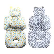 <b>Baby Stroller Cushion Printed</b> Carriage Seat <b>Pad</b> Cover <b>Pram</b> ...