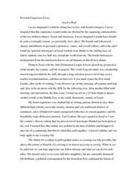 personal narrative essay high school autobiographical essaypersonal narrative essay  wikipedia school for the first