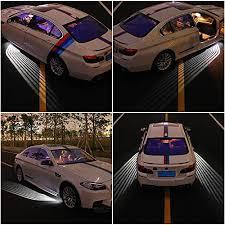 KKmoon <b>Car LED Welcome</b> Light Ghost Shadow Courtesy Angel ...