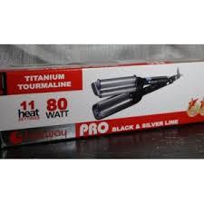 Щипцы для завивки <b>Hairway</b> BLACK & SILVER LINE, 04012 ...