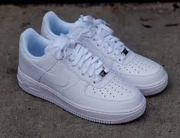 nike air force 1 low whitewhite white 488298 126 af1 white