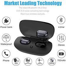 New TWS XP5 Waterproof Wireless Bluetooth ... - Amazon.com