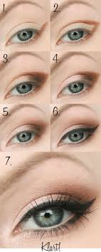 gold and brown eye makeup tutorial perfect for spring 16 makeup tutorials to get the spring 2016 look gleamitup makeup tutorials you can find here